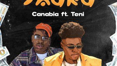 Photo of Canabia – Shaka ft. Teni