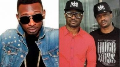Photo of May D describes in depth what he went through without a deal in the P-square Mansion