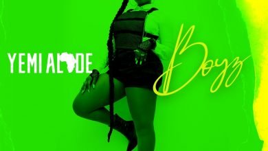 Photo of Yemi Alade – Boyz (prod. Vtek)