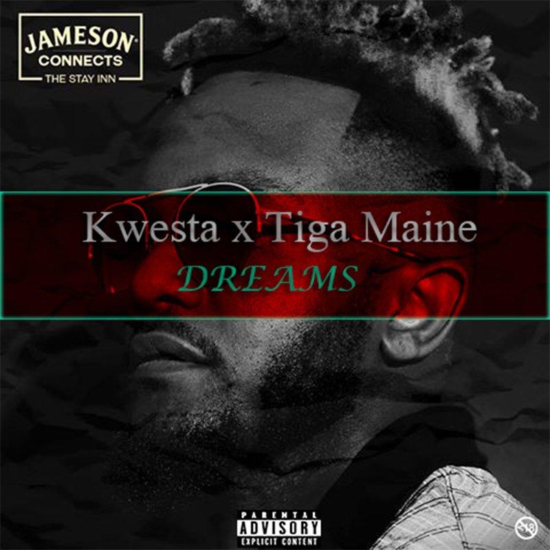 kwesta dreams artcover