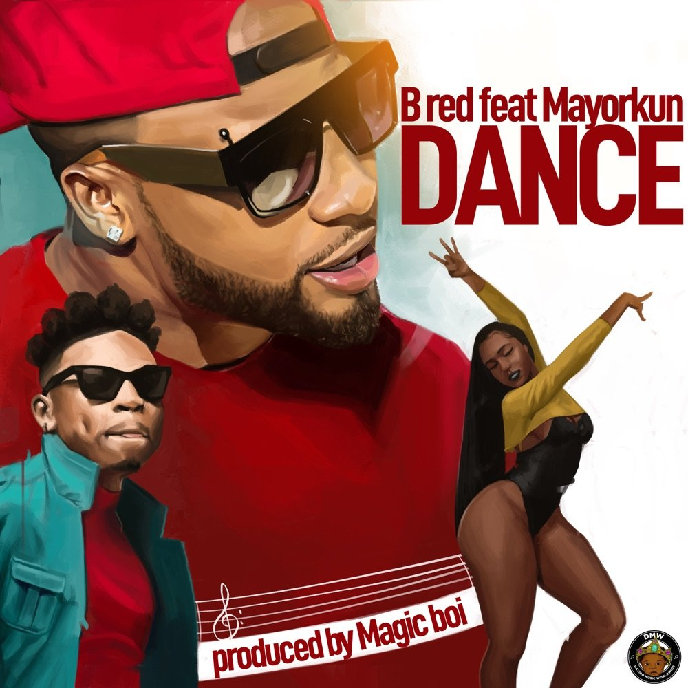 B Red Dance