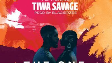 Photo of Efya – The One ft. Tiwa Savage