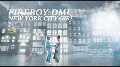 Photo of VIDEO: Fireboy DML – New York City Girl