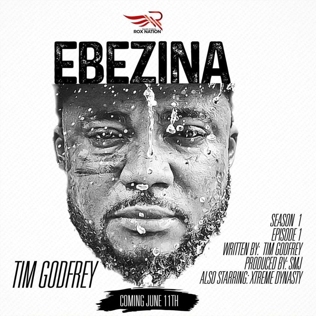 Tim Godfrey Ebezina Artwork