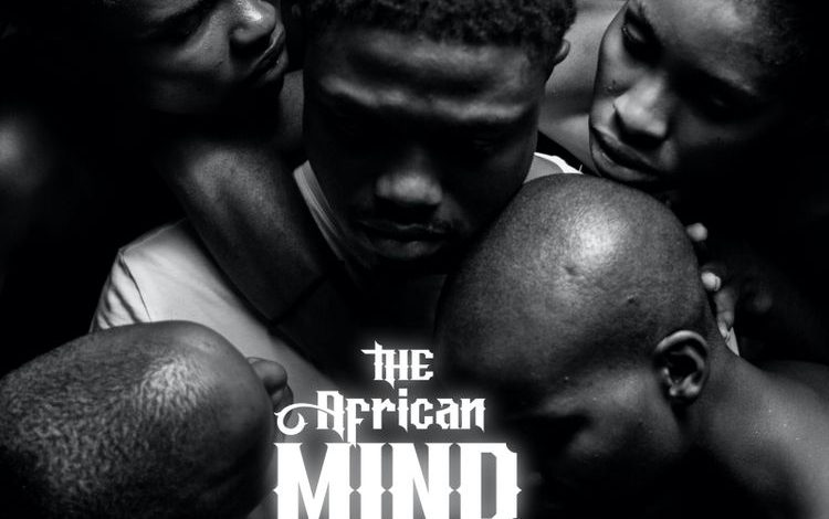 Vector The African Mind EP Artwork