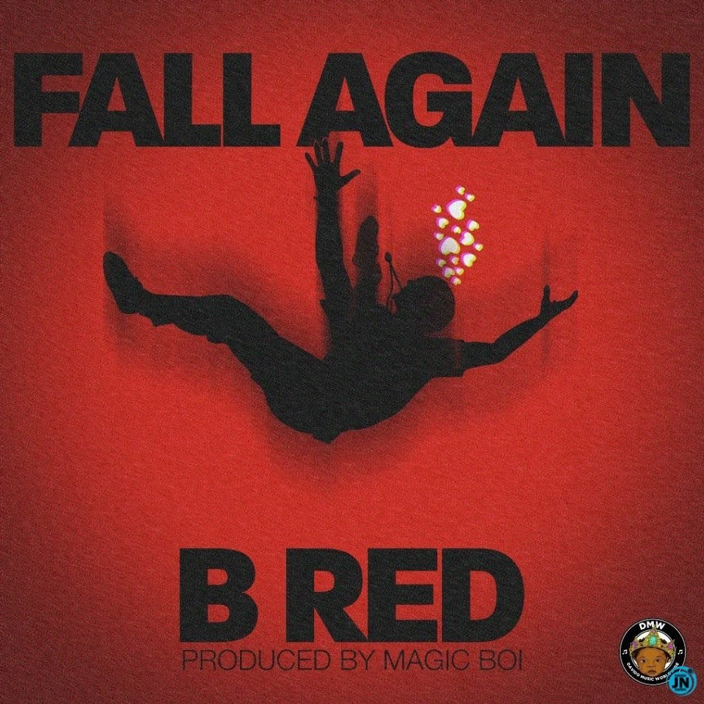 B Red Fall Again artwork