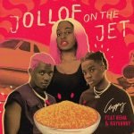Cuppy Jollof On The Jet