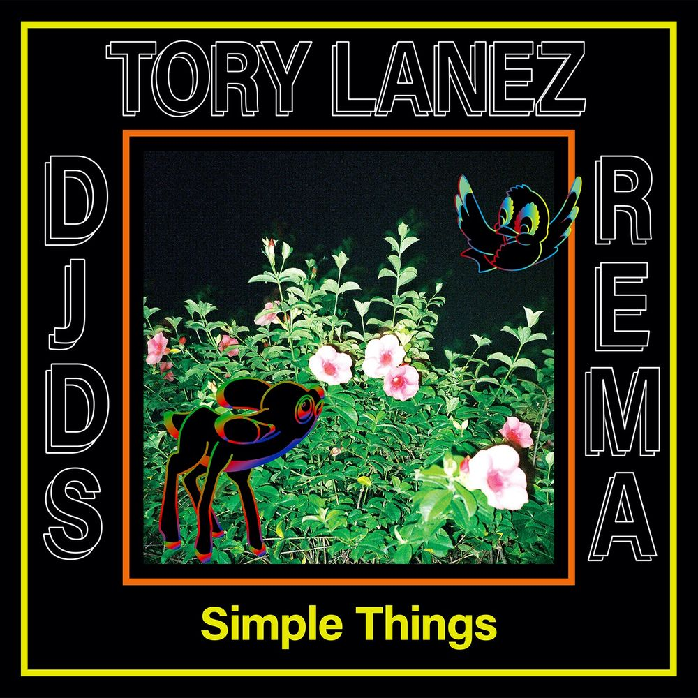 DJDS Simple Things
