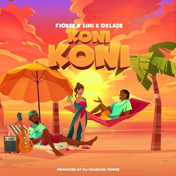 Fiokee Koni Koni artwork 1