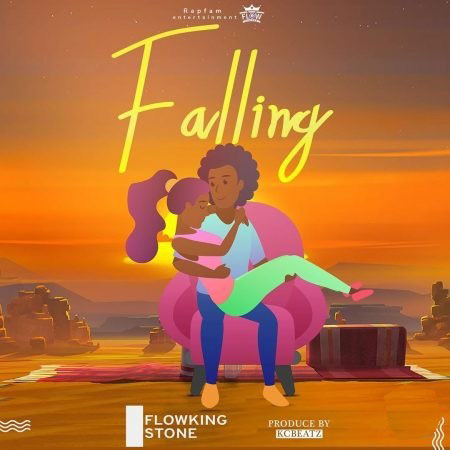 Flowking Stone Falling artwork