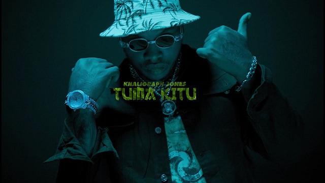 Khaligraph Jones Tuma Kitu Artwork