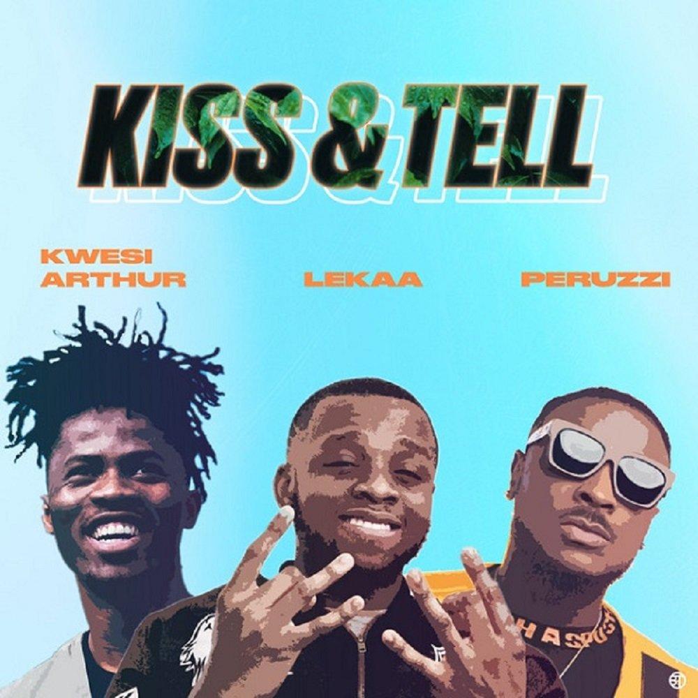 Leeka Kiss and Tell