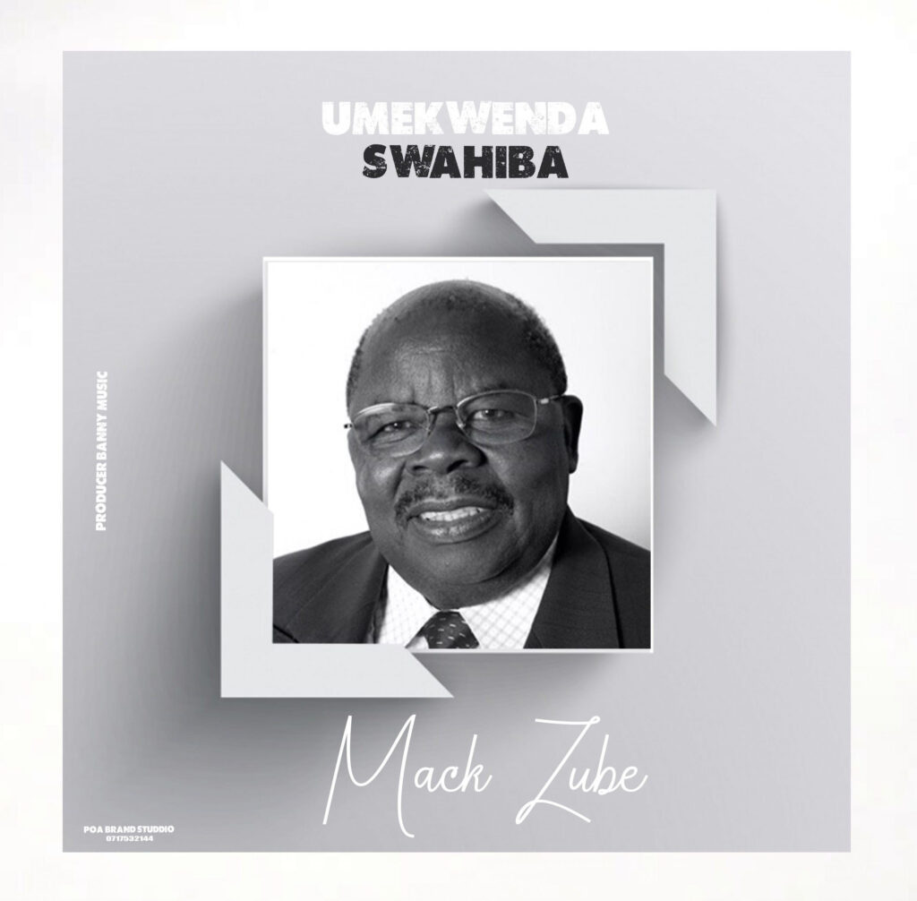 Mack Zube Umekwenda Swahiba artwork