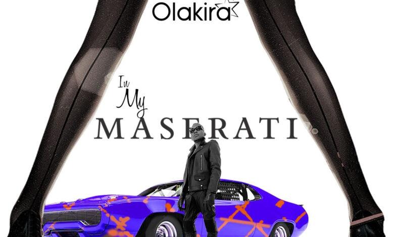 Olakira In My Maserati artwork