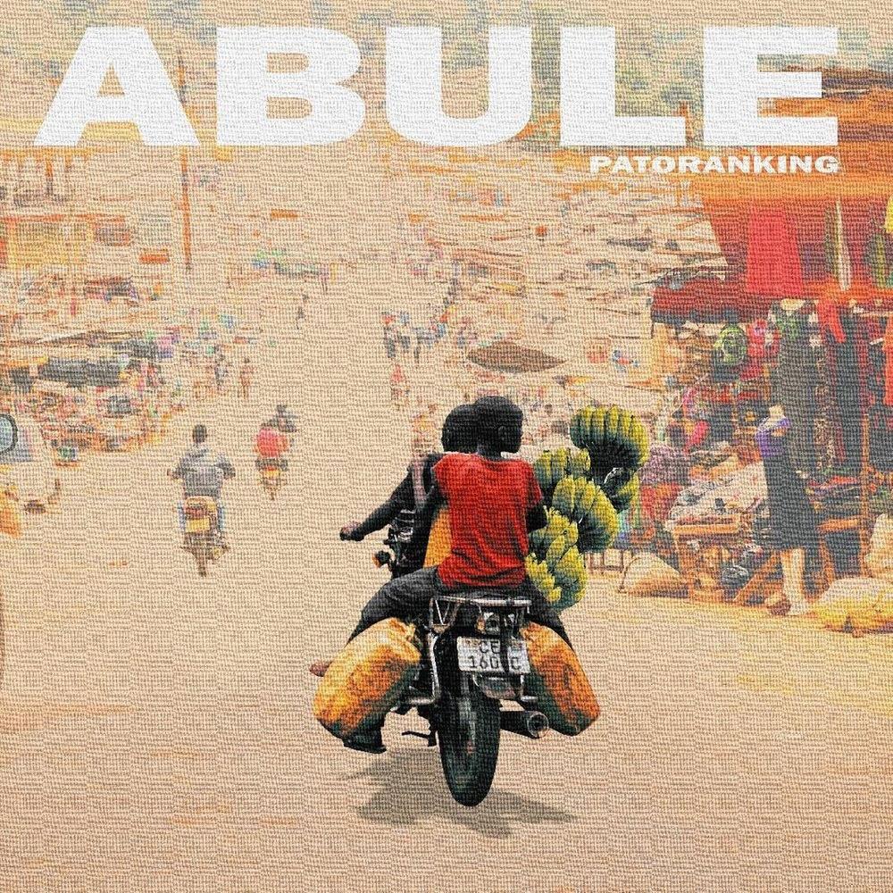 Patoranking Abule artwork