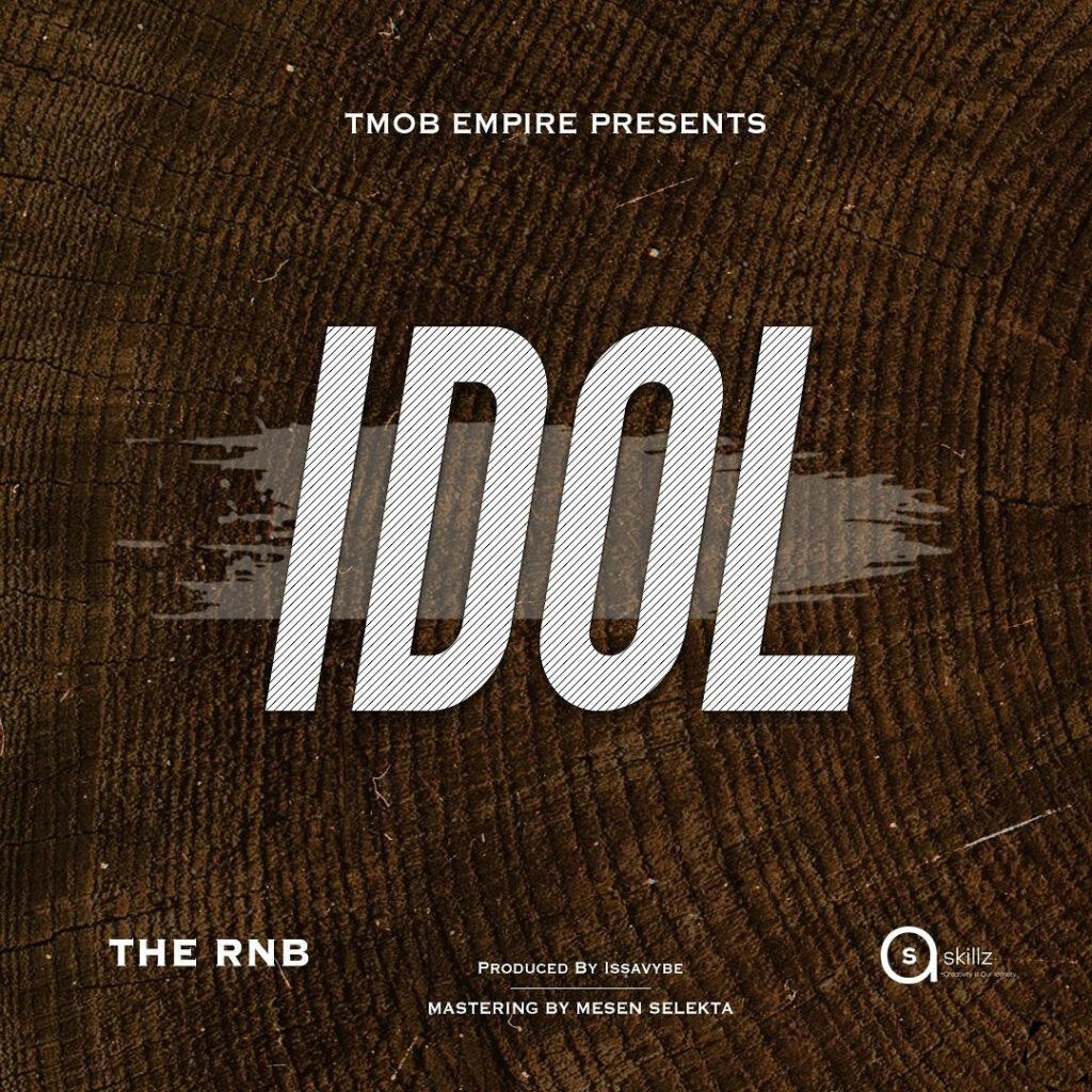 The RnB Idol artwork