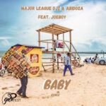 Major League Baby Amapiano Remix artwork