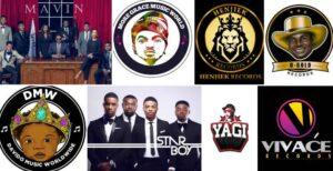 Record Label In Nigeria