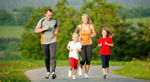 Family based physical activity