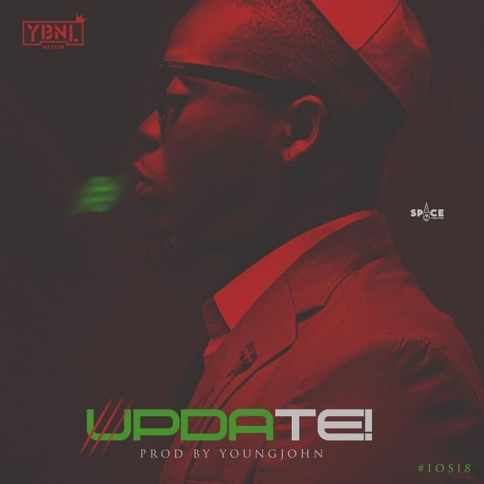 Olamide update artwork