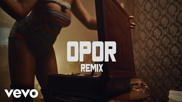 Rexxie Opor Remix Video