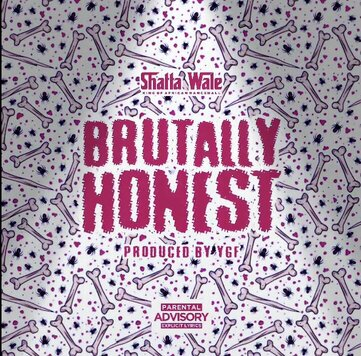 Shatta Wale Brutally Honest art