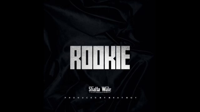 Shatta wale Rookie ARTCOVER
