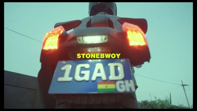 Stonebwoy Blaze Dem Freestyle Video