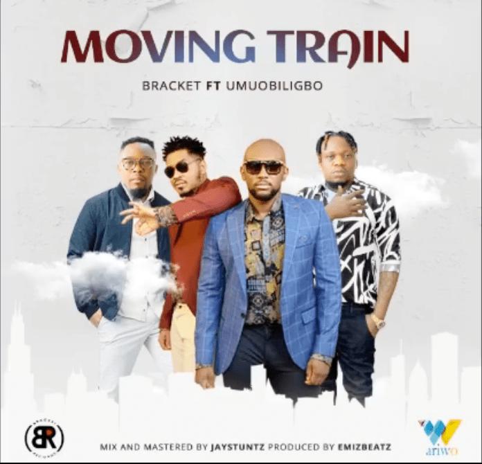 Moving Train artwork