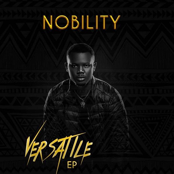 Nobility Versatile EP Artwork