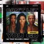 Stefflon Don Ft. Rema Tiwa Savage – Cant Let You Go Remix 1
