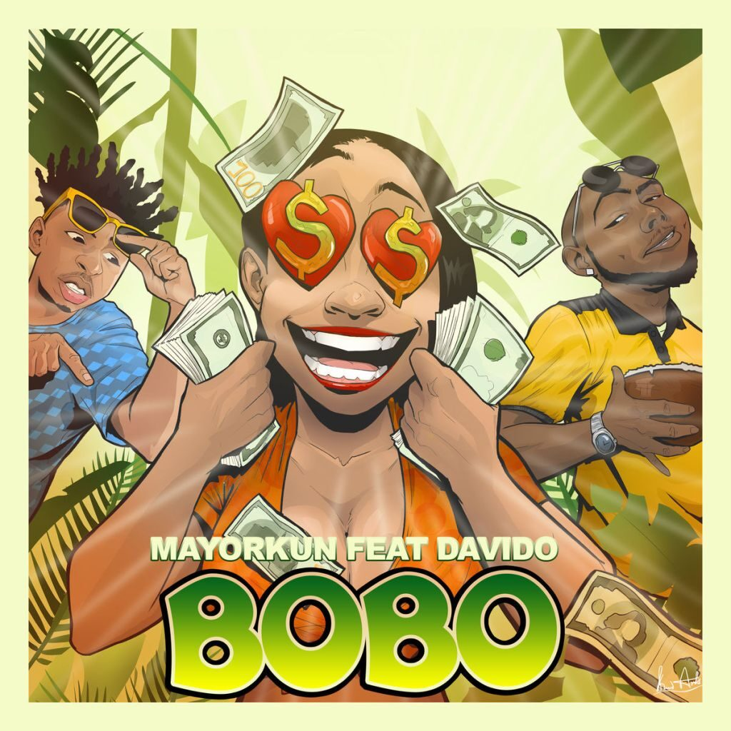AUDIO Mayorkun ft Davido – Bobo 1