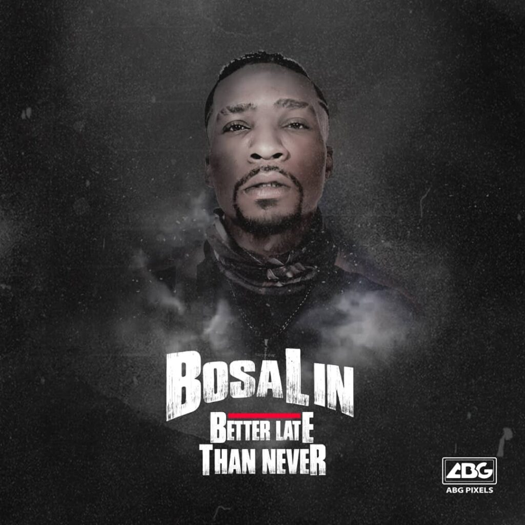 BosaLin Better Late Than Never Album