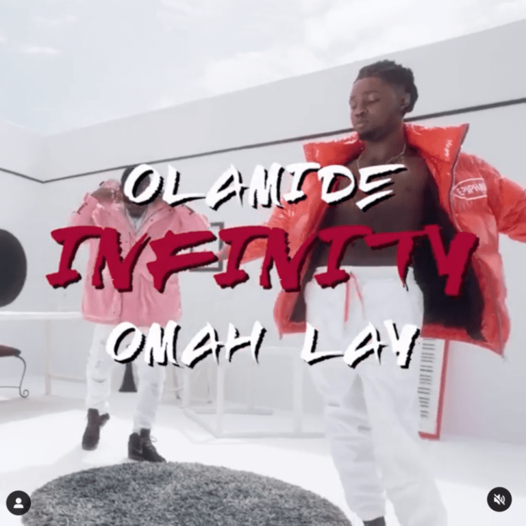 Infinity video cover 768x768 1