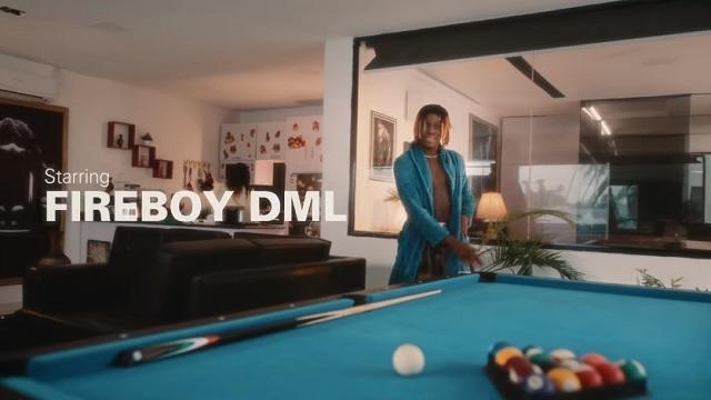 Fireboy DML Lifestyle Video