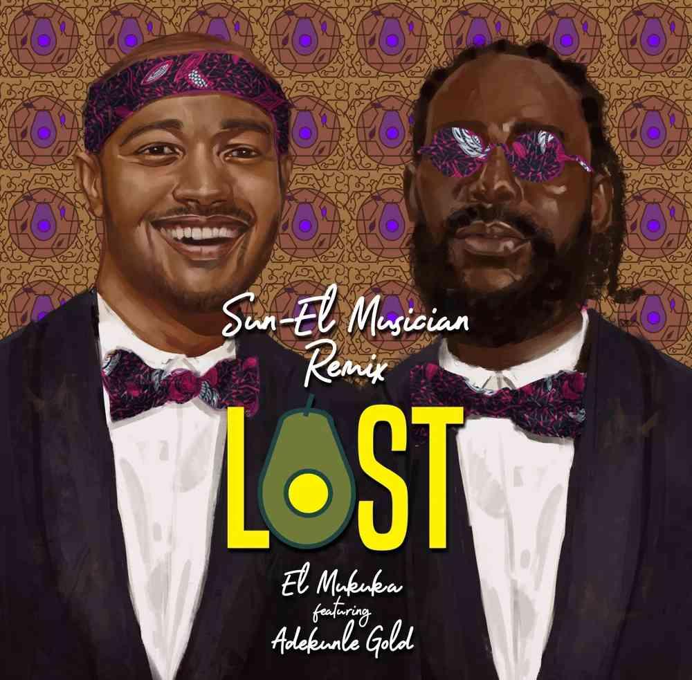 el mukuka ft adekunle gold lost sun el musician remix 1