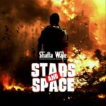 Shatta Wale Stars And Space Artwork