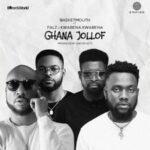 Basketmouth ft Falz Kwabena Kwabena Ghana Jollof 1