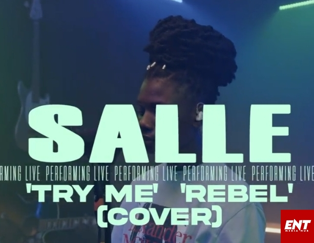 Salle ft. Tems – Try Me Rebel Cover